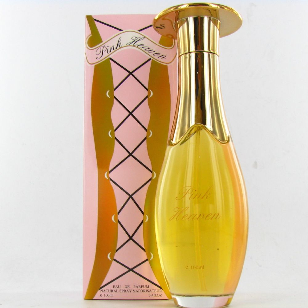 Saffron Fragrance Pink Heaven EDP Spray 100ml Ladies Perfume